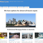 Home loan options for Australian expats